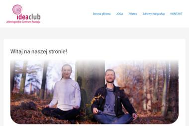 Idea Club - Joga Jelenia Góra
