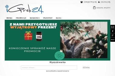iGrek24 - prosto z Grecji - Hurtownia Alkoholi Wągrowiec