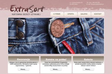 Extra Sort - Hurtownia odziezy używanej - Odzież Kalisz