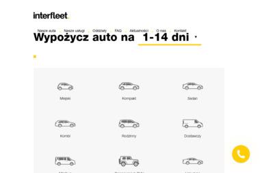 Inter Fleet Sp. z o.o. - Wypożyczalnia samochodów Warszawa