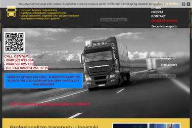 PPHU Iwa-Trans - Transport międzynarodowy Lubanie