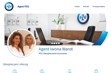 PZU Ubezpieczenia Sosnowiec - Agent Iwona Warot - Auto-casco Sosnowiec
