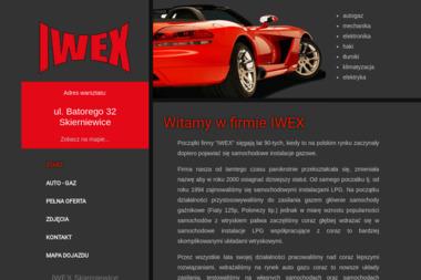 IWEX - Auto Gaz Skierniewice