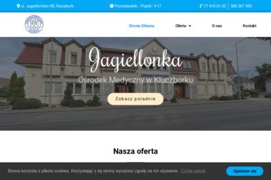 Jagiellonka Ośrodek Medyczny - Psycholog Kluczbork
