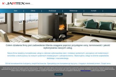 Przedsiębiorstwo Instalacyjno - Budowlane JARTEX A. J. Stefanowscy - Instalacje Grzewcze Skierniewice