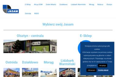 JASAM - Artykuły Hydrauliczne Ostróda