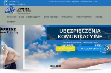 Multiagencja ubezpieczeniowa - Biuro Podróży Jowisz - Ubezpieczenie firmy Przeworsk