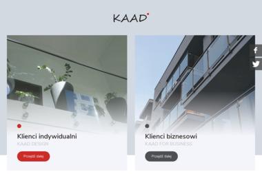 """Firma Produkcyjno-Handlowo-Usługowa """"KAAD"""" - Balustrady Sępólno Krajeńskie"""