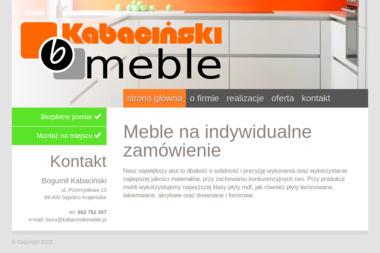 Kabaciński meble - Meble na wymiar Sępólno Krajeńskie