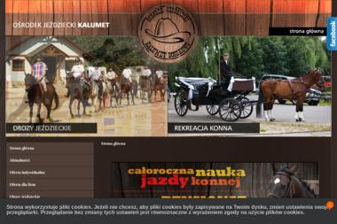 Ośrodek Jeździecki KALUMET - Jazdy Konne Włoszakowice