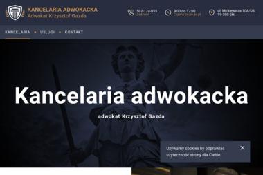 Kancelaria Krzysztof Gazda - Windykacja Ełk