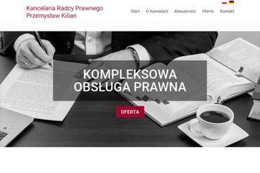 Kancelaria Radcy Prawnego Przemysław Kilian - Windykacja Nowa Sól