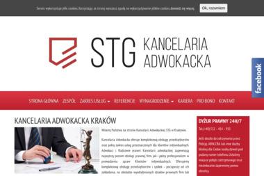 Kancelaria Adwokacka STG - Adwokat Karnista Wieliczka