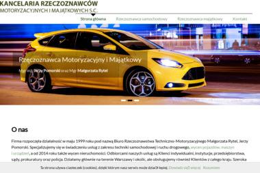 Kancelaria Rzeczoznawców Motoryzacyjnych i Majątkowych S.C. - Biegli i rzeczoznawcy Warszawa