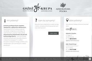 Kancelaria Adwokacka Góźdź & Falana - Adwokat Staszów