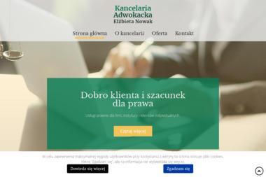 Kancelaria Adwokacka Elżbieta Nowak - Adwokat Koszalin
