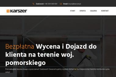 KARSZER - Czyszczenie Elewacji Starogard Gdański