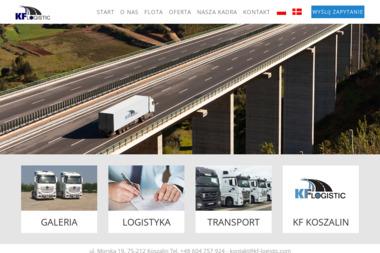 KF Logistic Sp. z o.o. - Transport międzynarodowy Koszalin