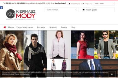 Kiermasz Mody - Elegancka odzież polskich producentów - Odzież damska Nowy Targ
