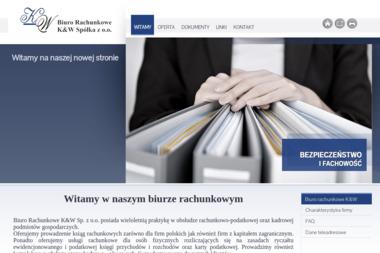 Biuro Rachunkowe K&W - Usługi finansowe Namysłów