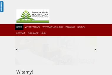 Prywatna Klinika Holistyczna Medycyny Naturalnej - Osteopata Rynarzewo