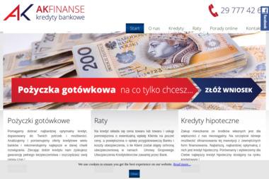 AK Finanse - Kredyt Wyszków