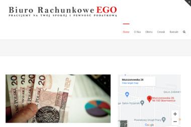 Biuro Rachunkowe EGO - Biuro rachunkowe Skierniewice