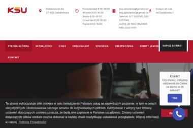 KSU - Pierwsza Pomoc dla Dzieci Sandomierz