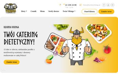 Kuchnia Vikinga - Catering Białystok