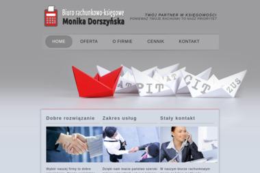 Biuro rachunkowo-księgowe Monika Dorszyńska - Usługi finansowe Chojnice