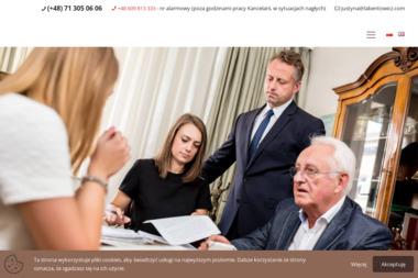 Adwokat Justyna Łabentowicz - Kancelaria Adwokacka - Adwokat Wrocław