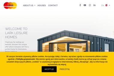 Lark Leisure Homes Sp. z o.o. - Budowanie Domów Modułowych Darłowo