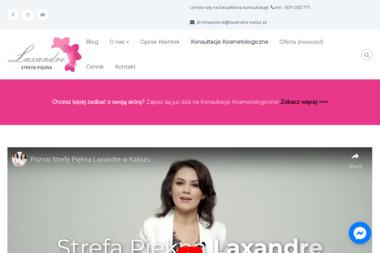 Strefa Piękna Laxandre - Manicure i pedicure Kalisz