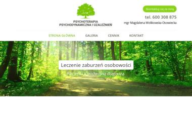 Gabinet Terapii Uzależnień i Pomocy Psychologicznej - Ośrodek Odwykowy Wrocław