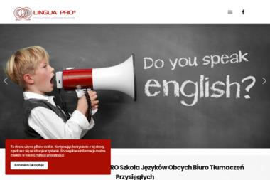 Lingua Pro - Nauczyciele angielskiego Lubań
