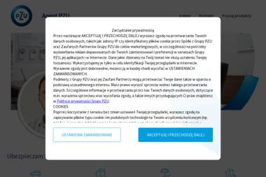 PZU Ubezpieczenia Sosnowiec - Agent Łukasz Jencki - Ubezpieczenie Samochodu Sosnowiec