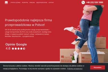 DTS Przyjemne Przeprowadzki Sp. z o.o. - Przeprowadzki międzynarodowe Łódź