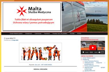 Stowarzyszenie Malta Służba Medyczna - Pierwsza Pomoc dla Dzieci Kraków