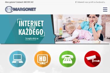 MARGONET - Internet Wieluń