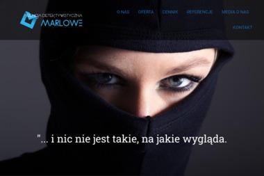 gencja detektywistyczna MARLOWE - Usługi Detektywistyczne Żywiec