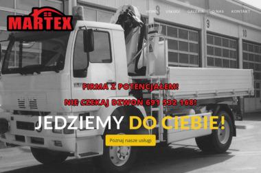 Firma Remontowo Usługowa - MARTEX - Prace wysokościowe Rzezawa
