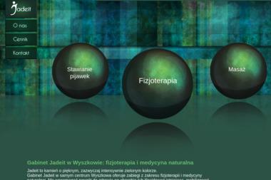 Gabinet Fizjoterapii Jadeit - Osteopata Wyszków