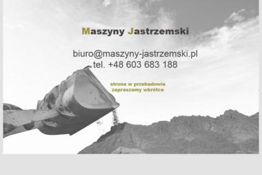Transport-Handel Maszyny Budowlane. Włodzimierz Jastrzemski - Samochody ciężarowe Gorzów Wielkopolski