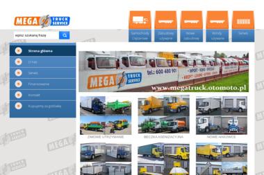 MEGA TRUCK SERVICE KAMILA LESISZ - Samochody ciężarowe Tarczyn