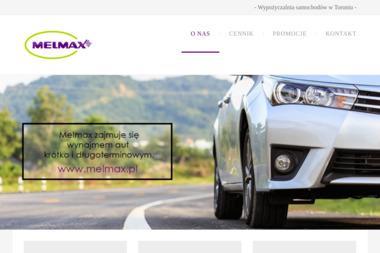 MELMAX - Wypożyczalnia samochodów Toruń