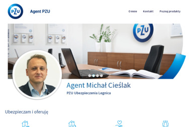 Agent Michał Cieślak - Auto-casco Legnica