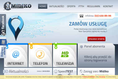 Midiko Sp. z o.o. - Internet Tarnowskie Góry
