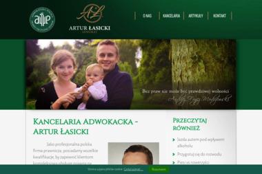 Artur Łasicki Adwokat - Windykacja Mława