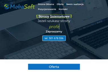 MobaSoft - Strony WWW Brzesko