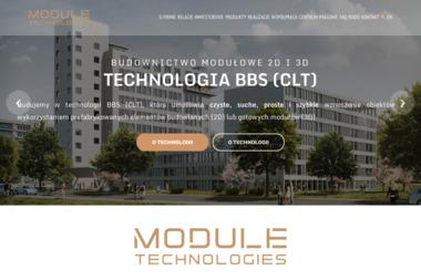 Module Technologies S.A. - Domy modułowe Pszczyna